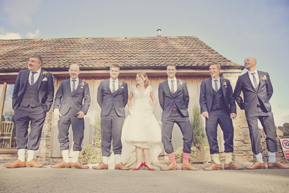 Kingscote_Barn_Tetbury_Wedding_Photographer-50